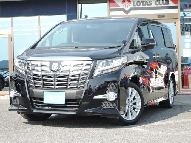 トヨタ 2.5S オートライト LEDライト フォグライト 両側電動スライドドア フルセグTV DVD再生 Bluetooth ETC バックカメラ プッシュスタート イモビライザー オットマン スマキ