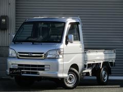 ハイゼットトラックエアコン パワステ キーレス CD 4WD 5MT