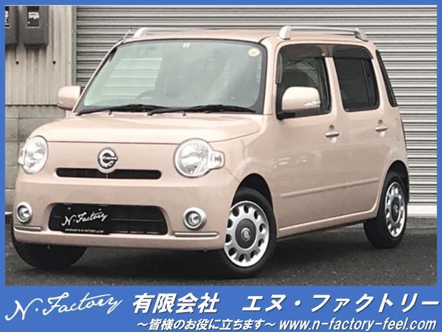 ダイハツ ココアプラスX 軽自動車 AT エアコン グー鑑定車