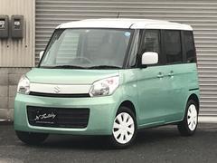 スペーシアX 軽自動車 ETC インパネAT エアコン