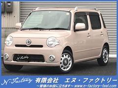 ミラココアココアプラスX 軽自動車 AT エアコン 4人乗り