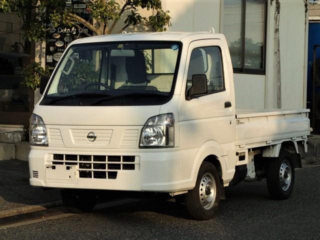 日産 DX AC AT 軽トラック ETC キーレス 荷台マット