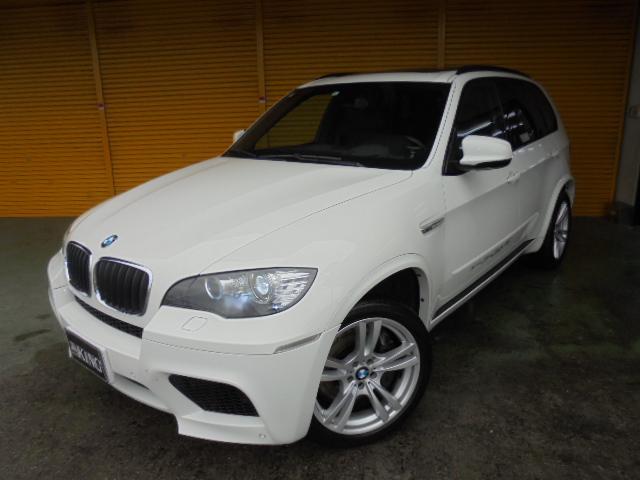 BMW X5 M ベースグレード (検31.6)