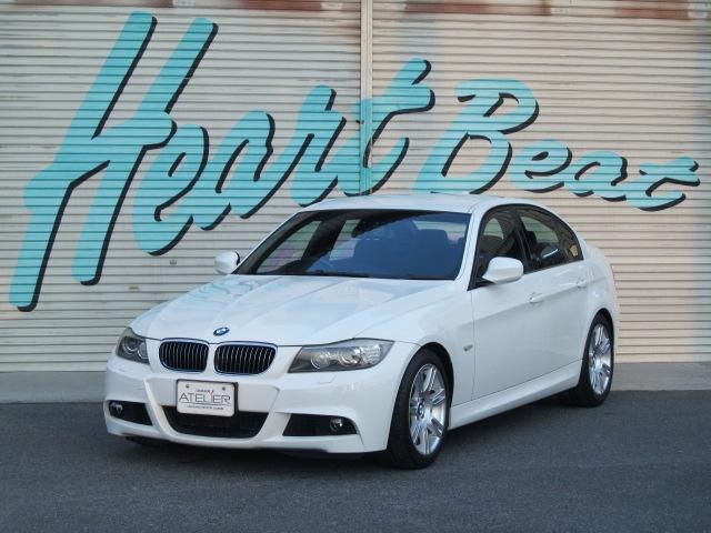 BMW 325i Mスポーツパッケージ HDDナビ ETC