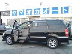 シャリオグランディスエクシード 福祉車両 助手席リフトシート