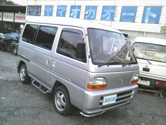 ホンダ G 4WD 5速MT パワステ 4点パイプ