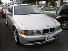 BMW525iハイライン ナビTV 黒レザー 後期