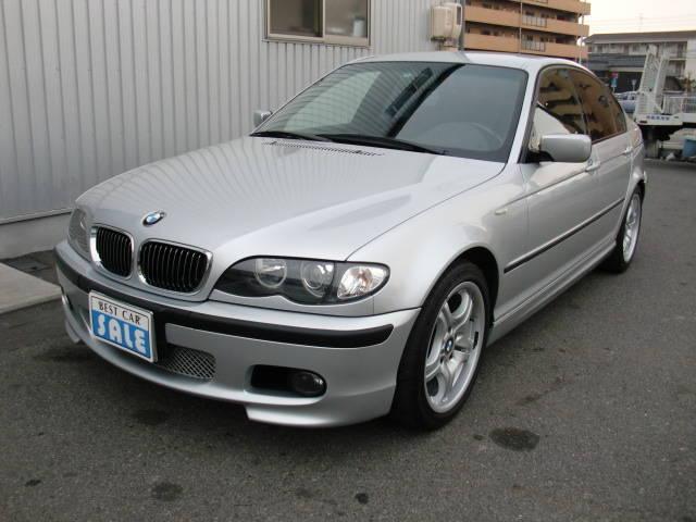 BMW 325iMスポーツ ディーラー車 HID ETC