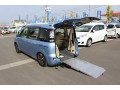 シエンタ車いすスロープ車 6人乗り 車いす電動固定式