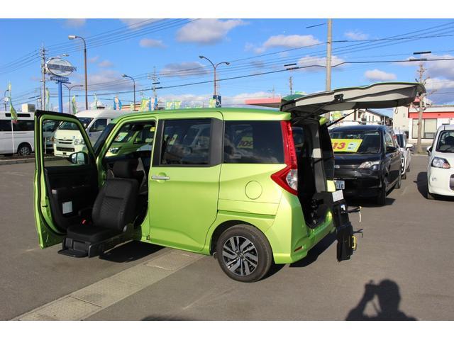 トヨタ G S 助手席リフトアップシート車 電動式車いす収納装置付