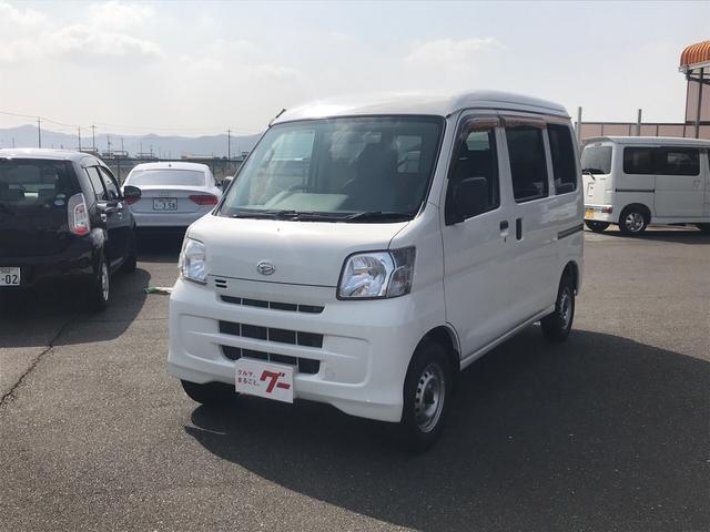 ダイハツ ハイルーフ CNGガス車 AT 修復歴無 軽バン