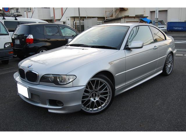 BMW 318Ci Mスポーツパッケージ BBS19AW 車高調