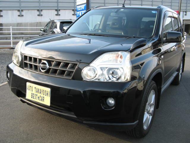 日産 25X 4WD CVT-M6