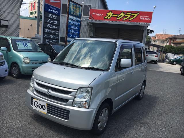 スズキ ワゴンR FC スマートキー CD ベンチシート CVT 軽自動車