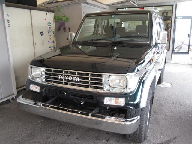 トヨタ 4WD  ディーゼルターボ  HDDナビ サンルーフ
