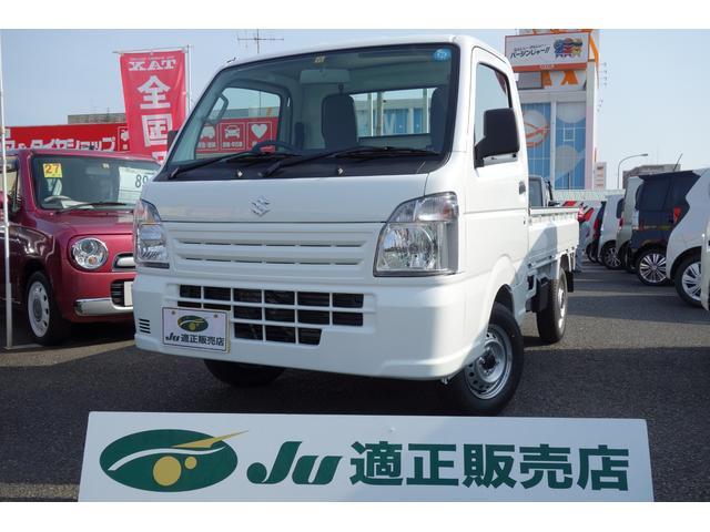 KCエアコン・パワステ 農繁仕様 4WD 5MT 作業灯(1枚目)