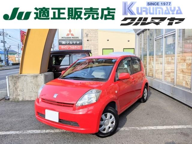 トヨタ パッソ X 4AT キーレス DVD 衝突安全ボディ ETC