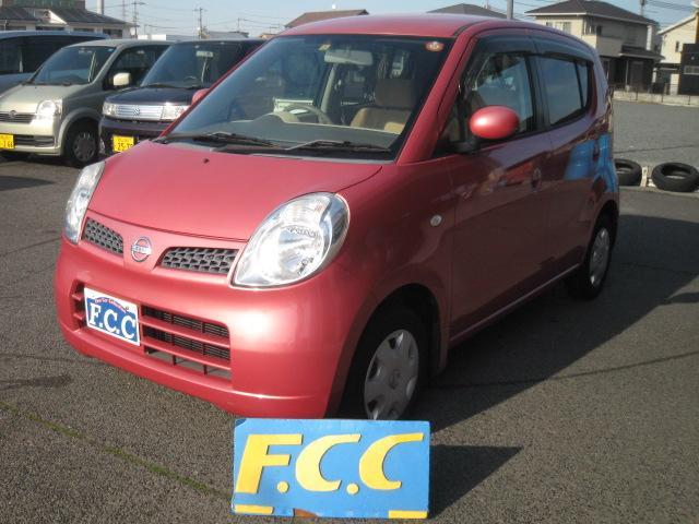 日産 S・CD・ETC・車検受渡