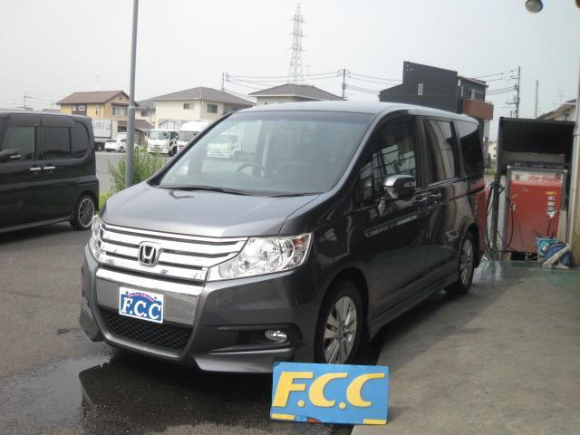 ホンダ Z・両側PS・リヤモニタ-・外品ナビ/TV・スマ-トキ-