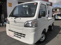 ハイゼットトラックスタンダード オートマ エアバック ABS 未使用車