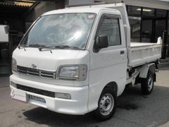 ハイゼットトラックPTOダンプ 4WD エアコン パワステ HI−LOモード付