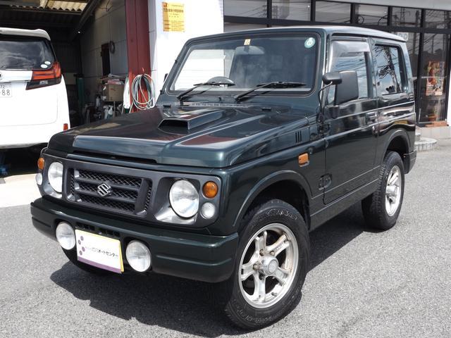 スズキ XL 4WD ターボ BTオーディオ