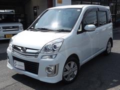 ステラカスタムRリミテッド 4WD ワンオーナー ユーザー買取車