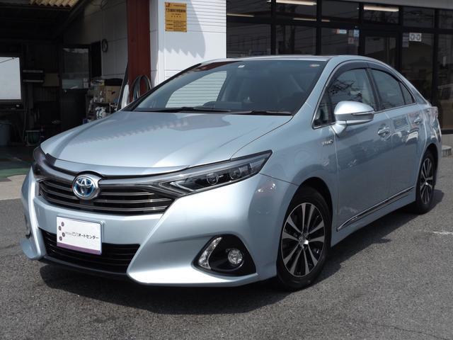 トヨタ G 純正ナビフルセグTV ETC サンルーフ ユーザー買取車