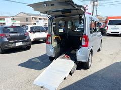 タントL スローパー 車いす仕様 福祉車両 電動ウインチ付 ウインチリモコン リヤシート付 4人乗り アイドリングストップ キーレス 新品タイヤ4本 ホイールキャップ交換済み