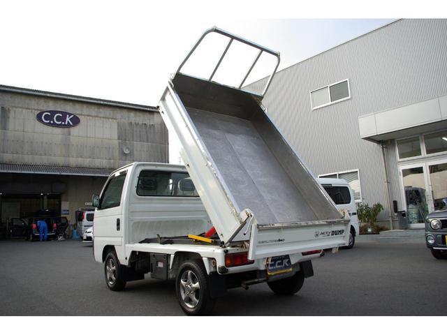 ホンダ ダンプ積載物:土砂以外 エアコン・5速・4WD・積載物:土砂以外・社外アルミ