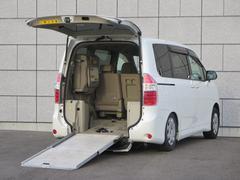 ノア スローパー 電動ウインチ 8人乗り 福祉車両(トヨタ)