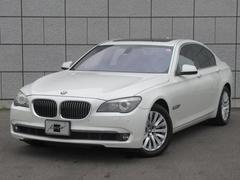 BMW750i サンルーフ 純正HDDナビ