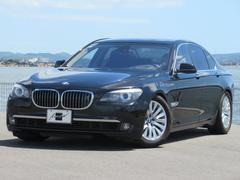 BMW750i コンフォートパッケージ 左ハンドル サンルーフ 革