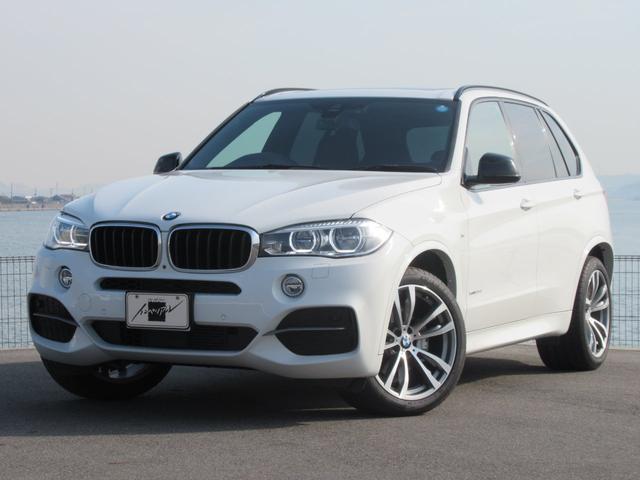 BMW xDrive 35d Mスポーツ サンルーフ 黒革シート