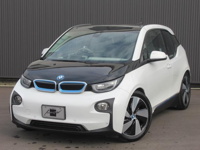 BMW i3 レンジ・エクステンダー装備車 レンジ・エクステンダー装備車(4名) 純正ナビ バックカメラ