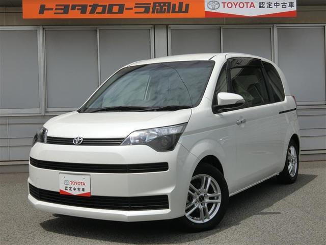 トヨタ スペイド G 全国対応保証付き スマートキ- スマートキ- ETC