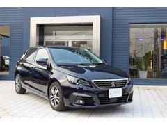 プジョー 308Allure BlueHDi 当社デモカー 新車保証継承