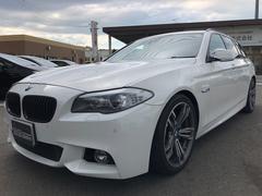 BMW523iツーリング Mスポーツパッケージ外品マフラー外品足回