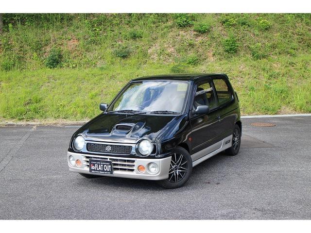 スズキ RS/Z 4WD 5MT