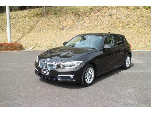 BMW 118i スタイル 後期モデル 純正HDDナビ