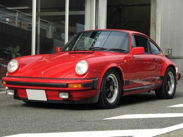ポルシェ 911SC サンルーフ