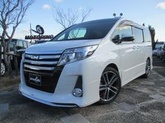 ノアSi 2オーナー モデリスタエアロ ローダウン Goo鑑定車