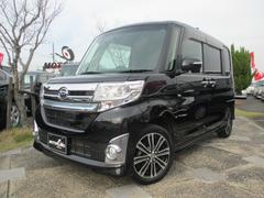 タントカスタムRS トップエディションSA ETC Goo鑑定車