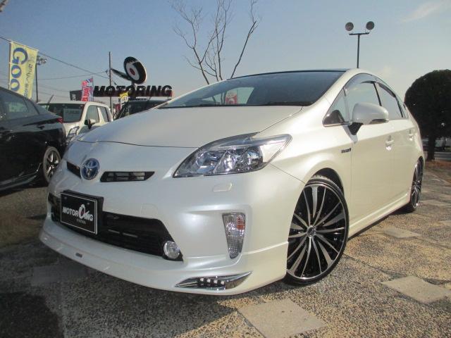 トヨタ Gツーリングセレクション SR 2オーナー Goo鑑定車