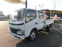 ダイナトラックWキャブセミロング 4WD ディーゼル