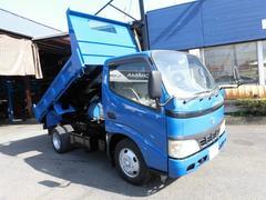 ダイナトラックダンプ 2トン 低床 NOX−PM 適合 フル装備