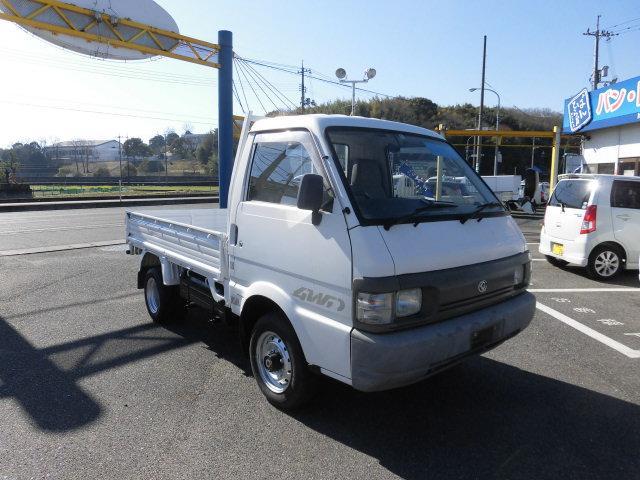 マツダ ワイドローDX5速4WD2200ディーゼルフル装備1トン