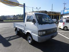 ボンゴトラックワイドローDX5速4WD2200ディーゼルフル装備1トン