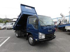 エルフトラックダンプ 4WD強化ダンプ 3トン 4ナンバ− フル装備