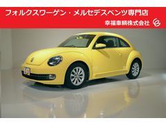 VW ザ・ビートルデザイン ワンオーナー SDナビTV